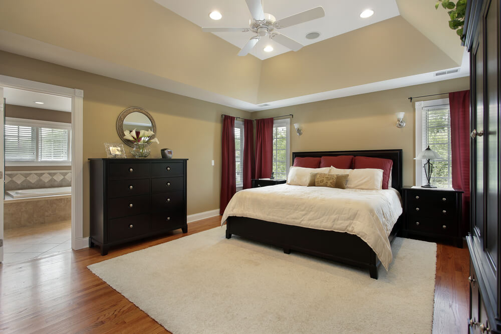 Picture of: Styling A Master Bedroom Bedroom Design Ideas