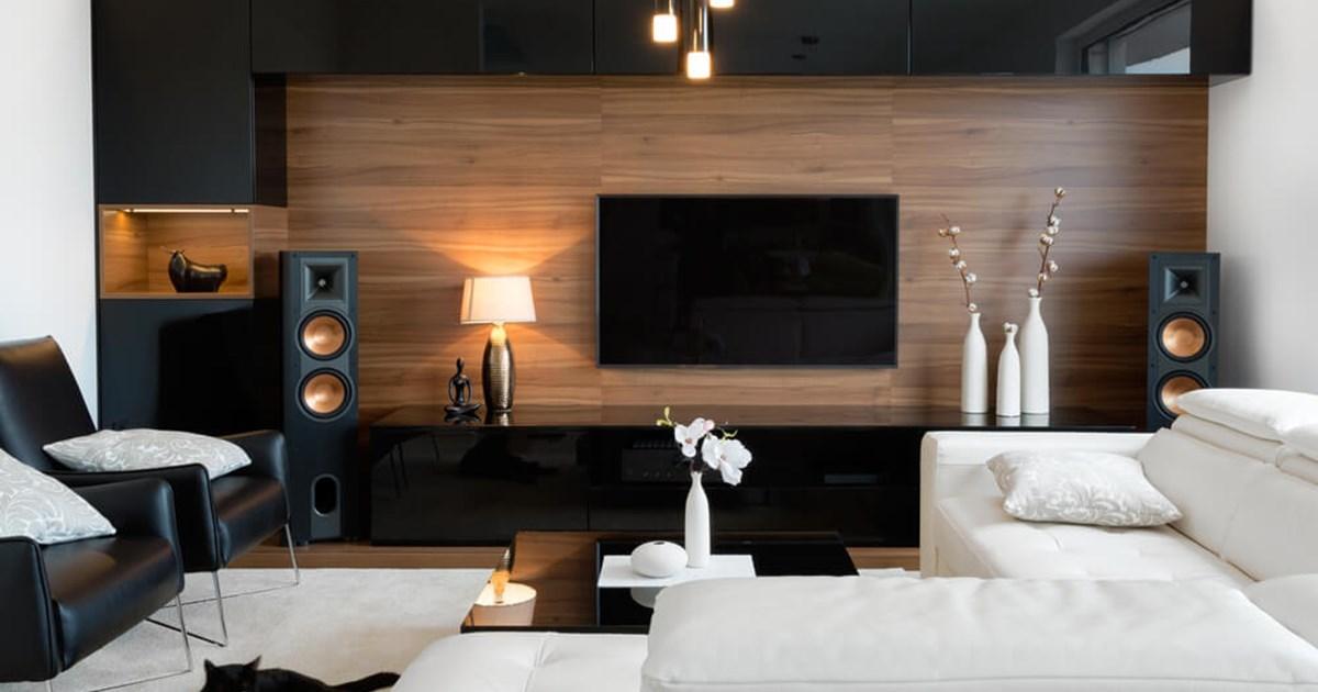 Trending Modern Living Room Ideas Murchie Constructions